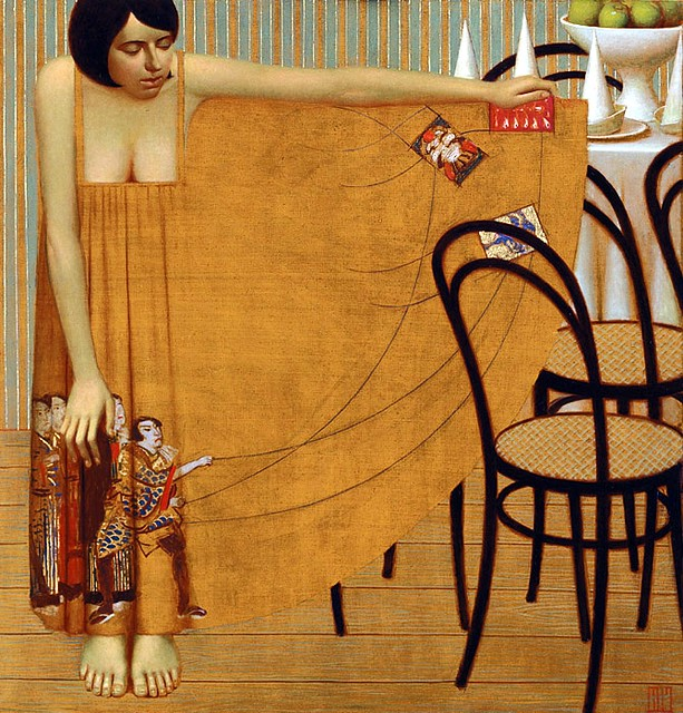 Remnev, Andrey (1962- ) - 2005 Birthday (Private Collection)