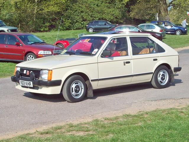 421 Vauxhall GL Astra Mk.1 (1984)