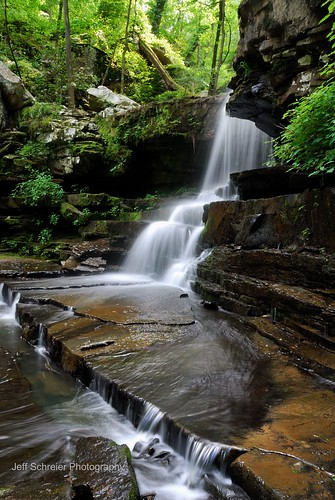 summer nature waterfall alabama falls thompson