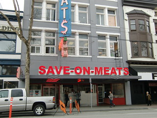 Save-On Meats | by Bob_2006