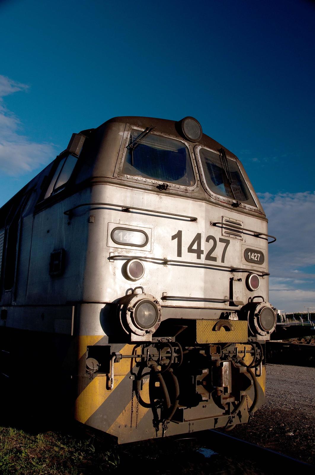 Independent Rail Australia's 1427 by John Cowper