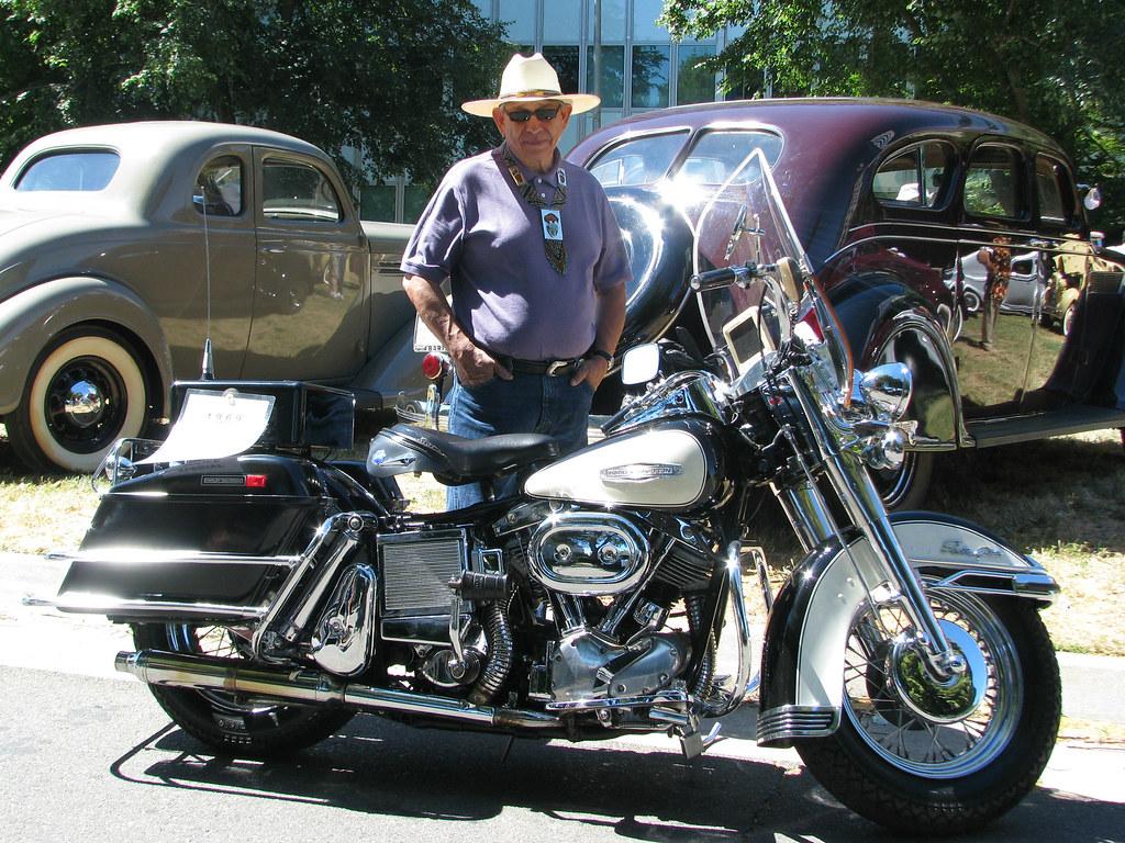 Harley Davidson San Francisco >> 1969 Harley Davidson Police Special San Francisco Police D