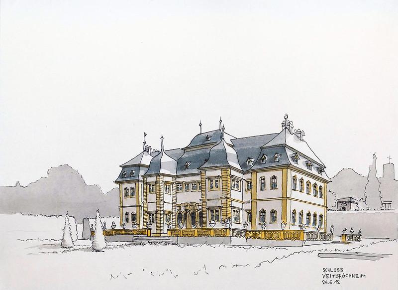 Veitshoechheim Castle