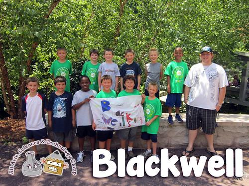 Balckwell | by allartscamp