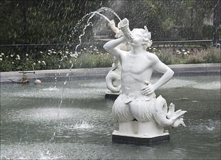 Forsyth Park Fountain -- Savannah (GA) 2012 | by Ron Cogswell