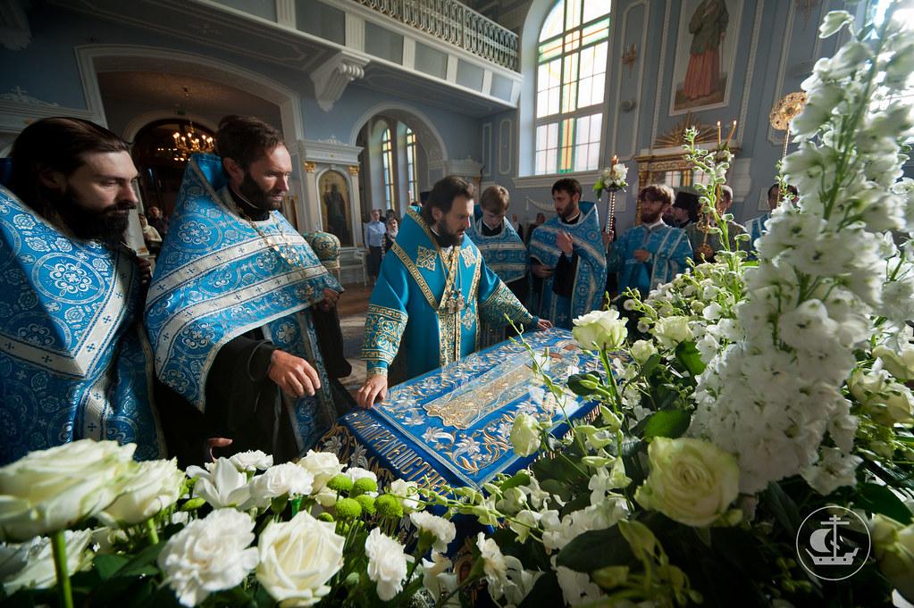 27 августа, Всенощное бдение накануне праздника Успения Пресвятой Богородицы