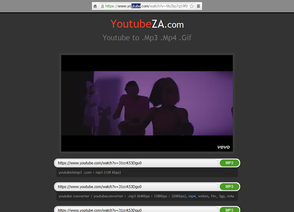 Download & Convert mp3 youtube | YoutubeZA | Youtube mp3 - m… | Flickr