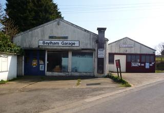 Baylham Garage, nr Ipswich (ex-Yugo dealership) | by Spottedlaurel