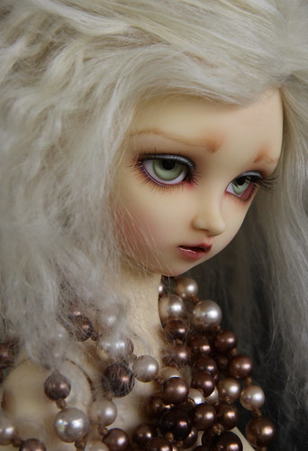 Volks F01 for Susan -- Faceup by Robbin Atwell   by Robbin With 2 Bs