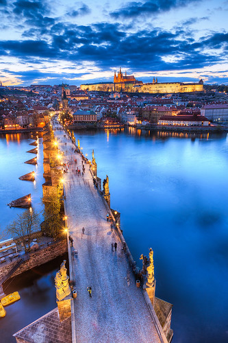 The leading bridge | by Miroslav Petrasko (hdrshooter.com)