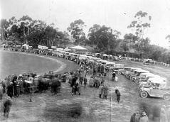 Adelaide Road Racecourse, 1927
