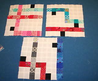 3 blocks to complete Subway Map Quilt
