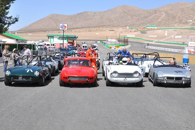 Triumph grid 11