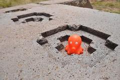Pulpito @ Tiwanaku (Bolívia)