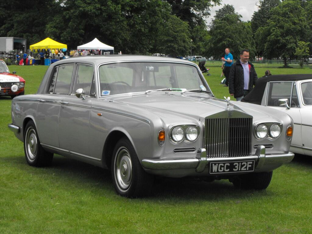 Rolls Royce Silver Shadow - WGC 312F