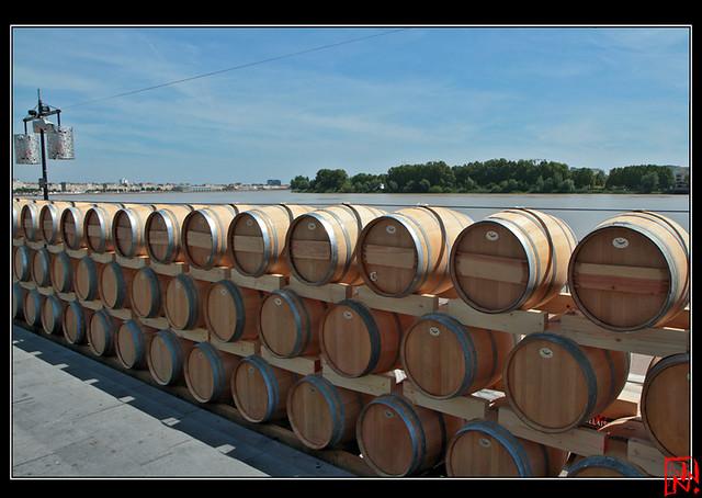 Bordeaux 7/8 - Les futs