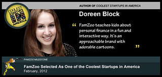 February 2012: FamZoo Selected As One of the Coolest Startups in America | by FamZoo