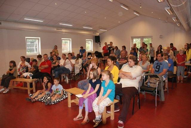 Open Dag 30 juni 2012