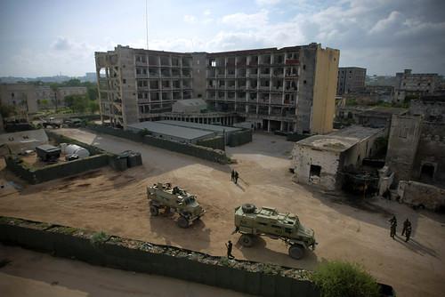 Mogadishu Daily Life one year after Al Shabaab 06   by AMISOM Public Information