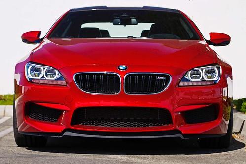 2013_BMW_M6_Coupe...02 Photo