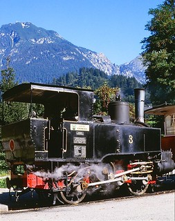 Achensee Bahn No.3 Jenbach 9.85 | by George of Dufton