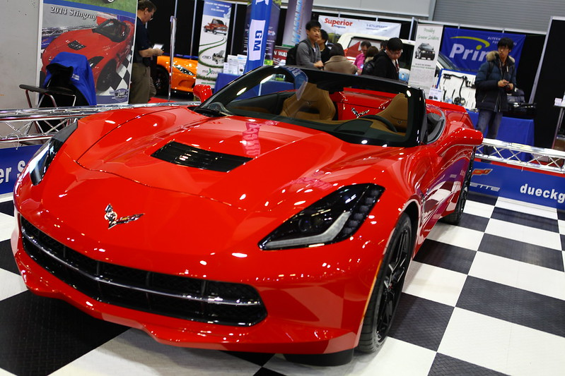 Vancouver International Auto Show 2014