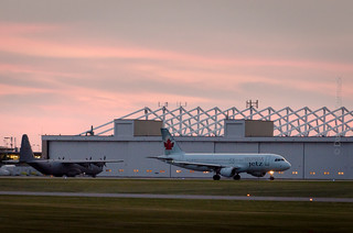 Air Canada C-FPWD A320 with CF-130 | by dwmccorm