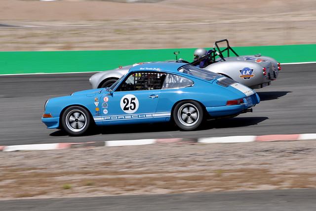 Porsche-Cobra