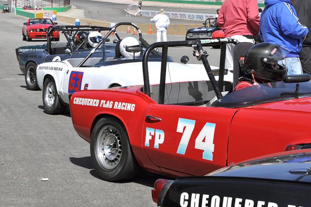 Triumph grid 6