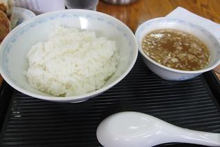 小ライス(スープ付き)   by Hisashi Photos