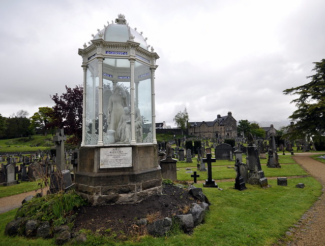 The Wigtown Martyrs Monument - Stirling - Scotland
