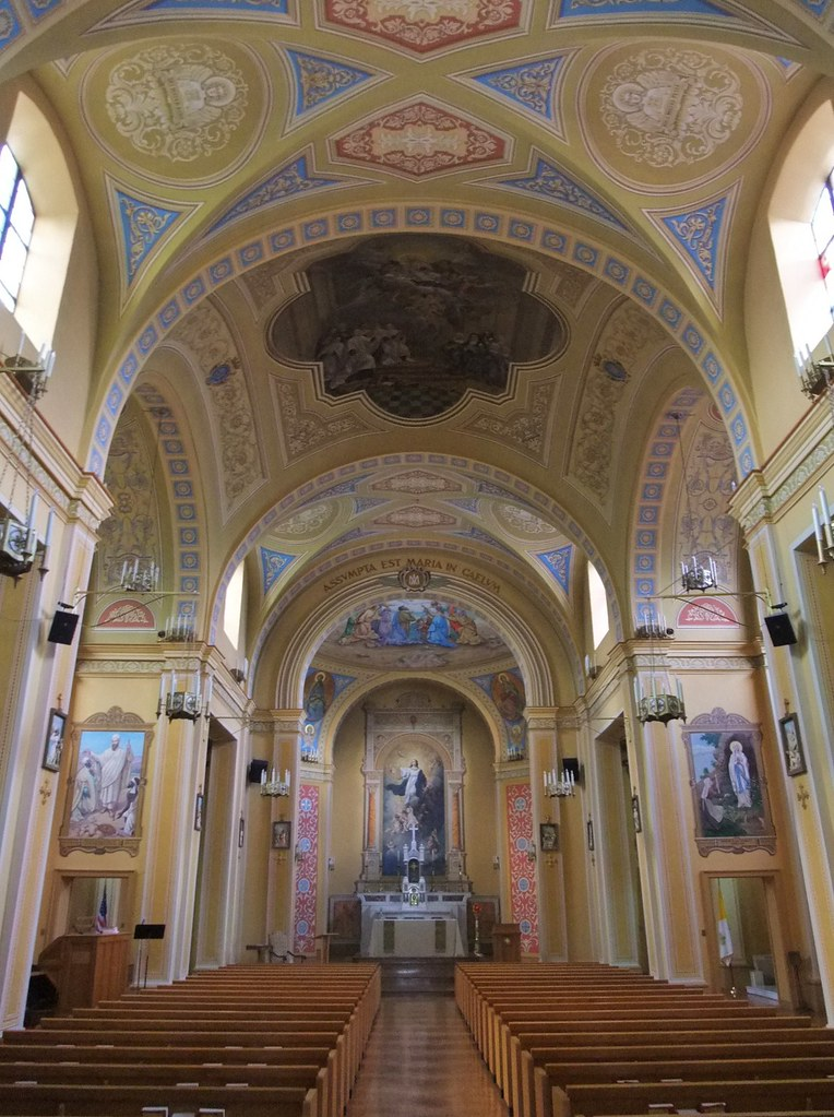 St. Mary's of the Barrens Catholic Church, Shrine Chapel, The National Shrine of Our Lady of the Miraculous Medal, Association of the Miraculous Medal, Perryville, MO