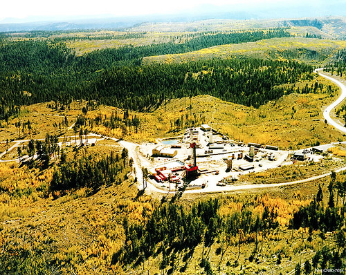 Fenton Hill Geothermal Site