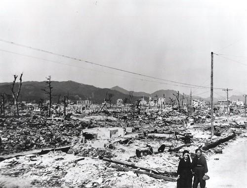 Hiroshima November 27 1945 DOE