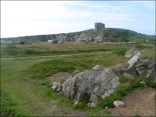 East coast of Alderney