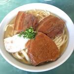 肉肉肉練物麺。 #ekkuncom