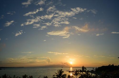 sunset panorama nature japan nikon df cosina okinawa carlzeiss busena zf2 distagon252zf distagont225