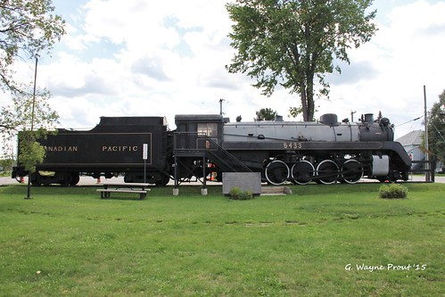 ontario canada canon steam locomotive chapleau northernontario prout steamlocomotive 282 canoneos60d sudburydistrict steamlocomotive282 geraldwayneprout cp5433ironhorsesteamlocomotive282 cp5433