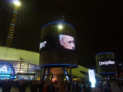 Mark Knopfler London O2 Arena 22nd May 2015 | by atmilinko