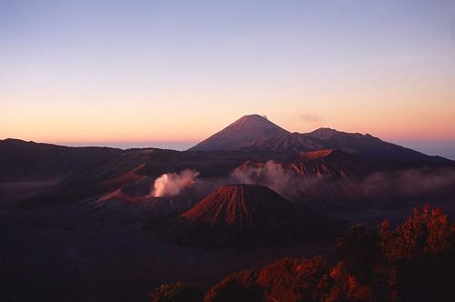 volcano java bromo