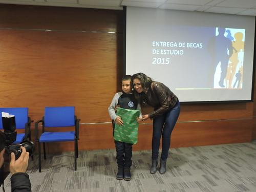 Premiación de Becas 2015