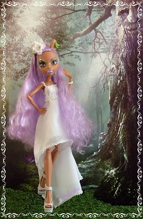 Clawdeen in Enchanted Forest | by Shahaila