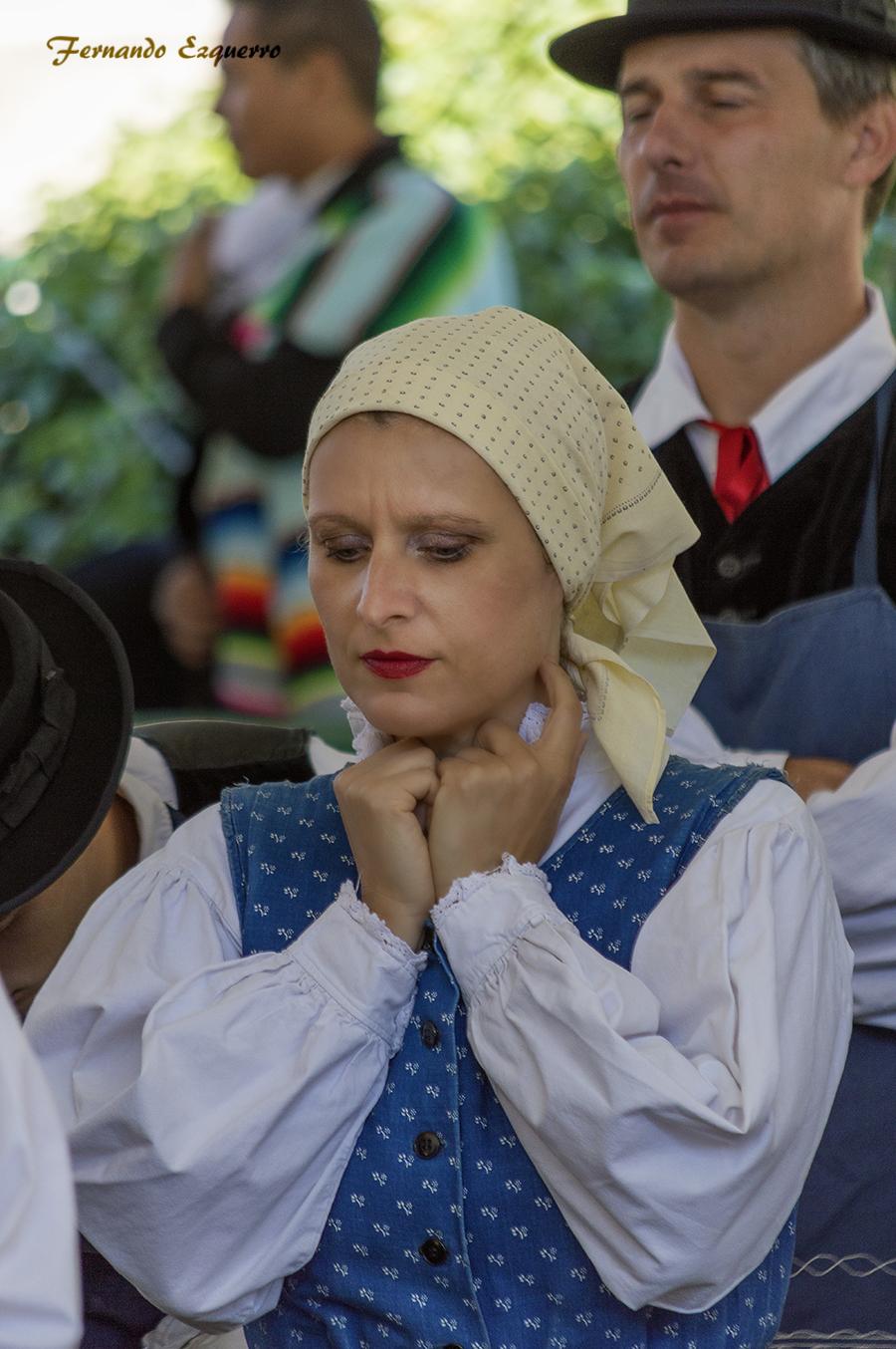 ESLOVENIA en el XXIV Encuentro Internacional de Folklore Ciudad de Zaragoza