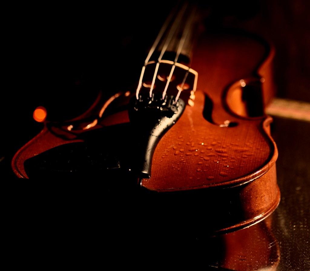 Tears in Heaven - Eric Clapton ( Violin )