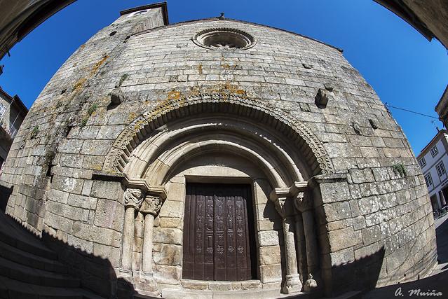 Iglesia en Allariz-Galicia-España