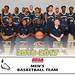 2016-17 Men's Varsity Basketball Team Headshots