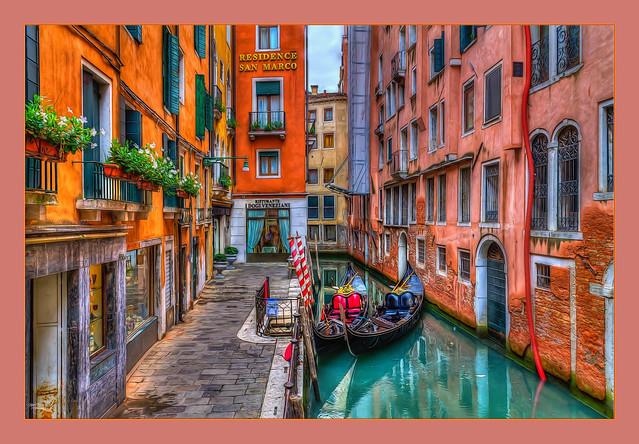 Hotel San Marco, Venice