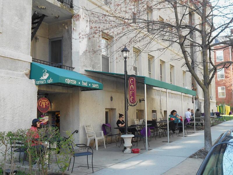 Cafe Awning Baltimore