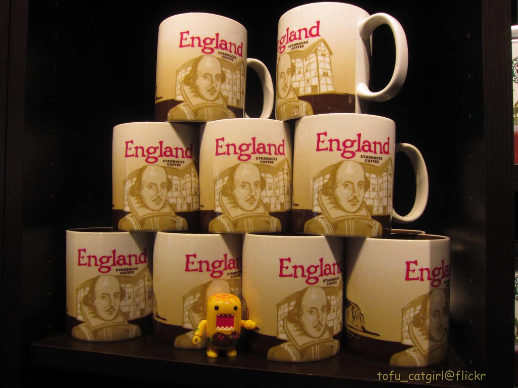 England Coffee… Starbucks Waiting Flickr Sunnyamp; For MugWhile Our TF13lJKc