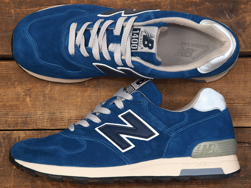 quality design 63191 cce13 New Balance for J.Crew / M1400 Made in USA [Blue Sky] | Flickr